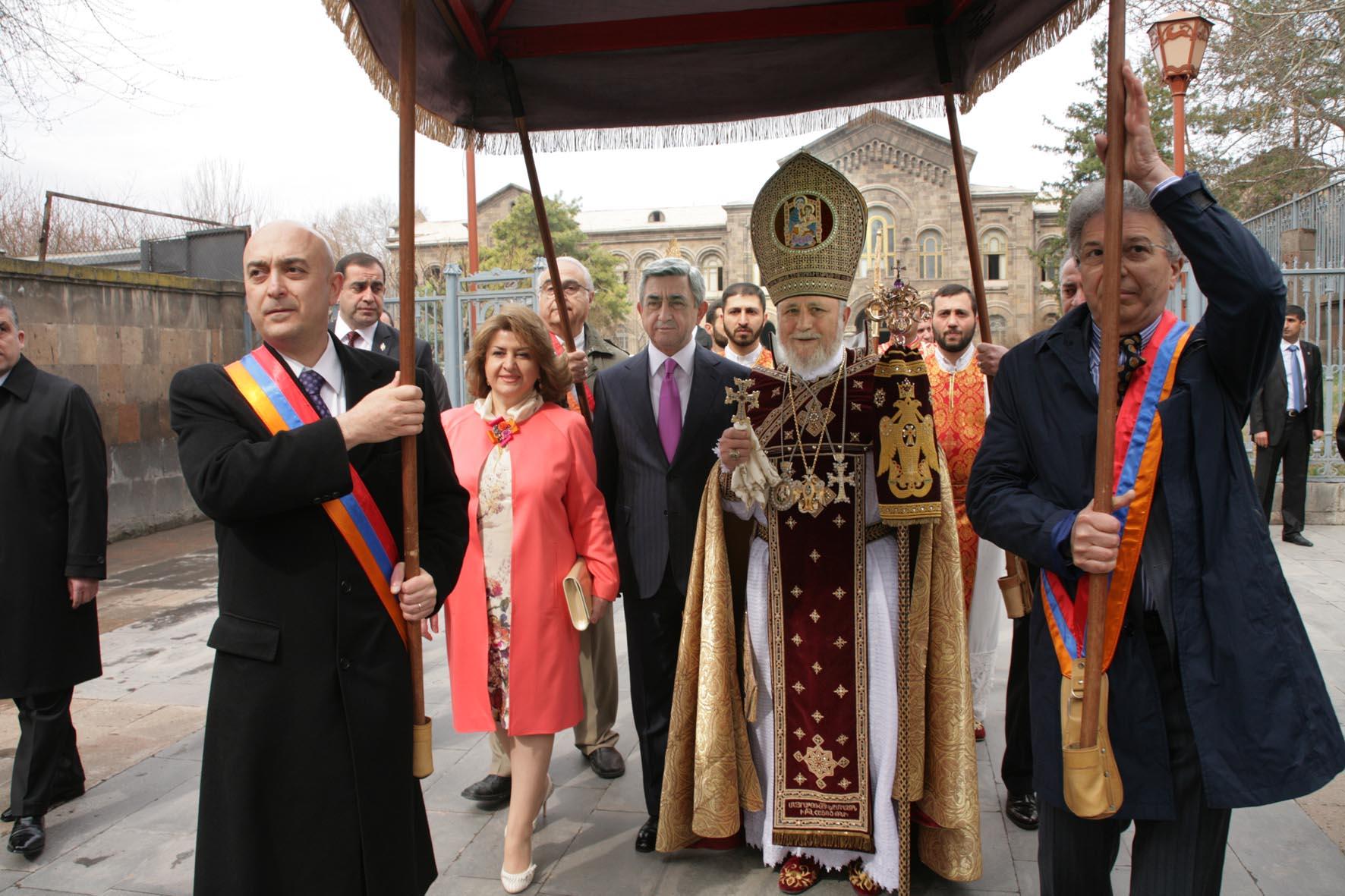 Armenische Weihnachten